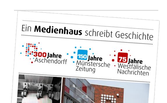 300 Jahre Aschendorff