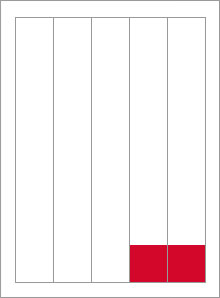 2-sp. (90,9 mm) x 50 mm - Ortspreis sw: 93,00 € Grundpreis sw: 107,00 € - Ortspreis 4c: 109,00 € Grundpreis 4c: 126,00 €