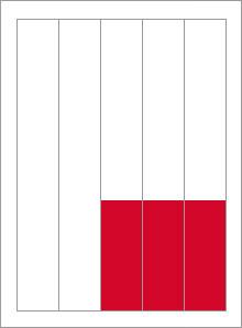 3-sp. (137,5 mm) x 140 mm - Ortspreis sw: 390,60 € Grundpreis sw: 449,40 € - Ortspreis 4c: 457,80 € Grundpreis 4c: 529,20 €
