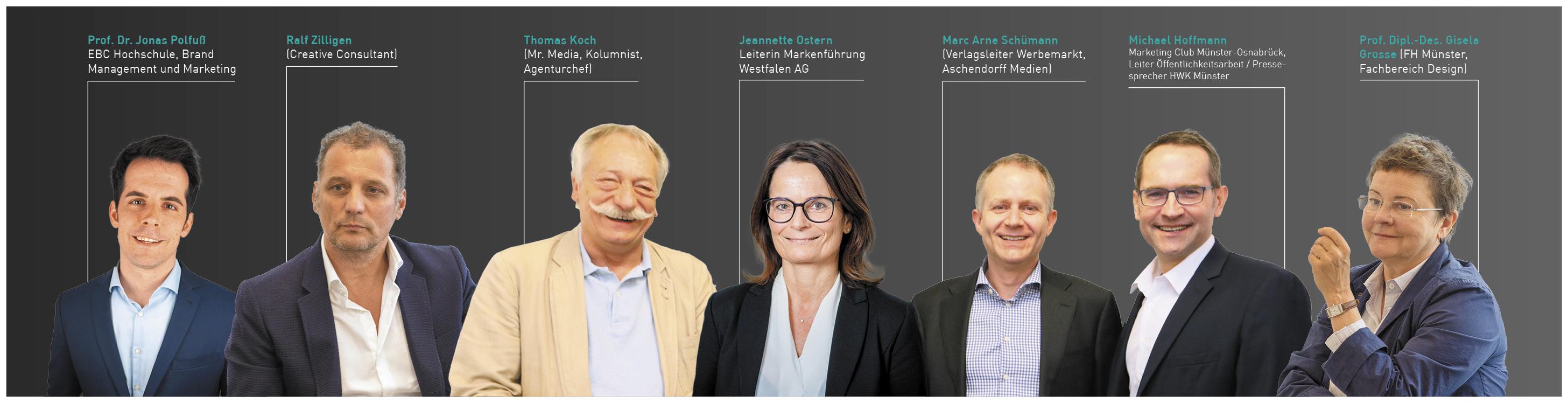 BRILLANZ-Jury