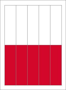 2-sp. (90,9 mm) x 100 mm - Ortspreis sw: 186,00 € Grundpreis sw: 214,00 € - Ortspreis 4c: 214,00 € Grundpreis 4c: 252,00 €
